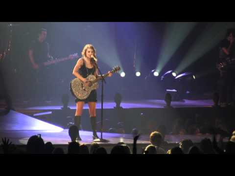 Taylor Swift Long Live in Chicago 08/10/2011 [HD]