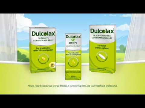 Dulcolax 2017 Ad Youtube