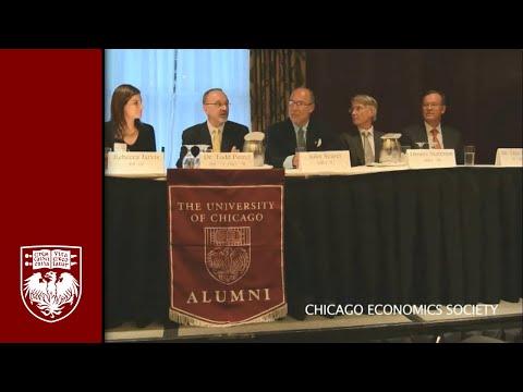 Chicago Economics Society: Macroeconomic Masters Alumni Panel