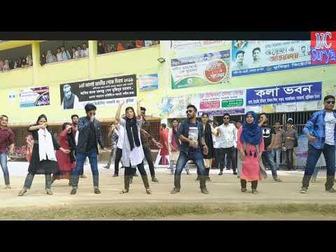 Flash bom somg, Comilla Victoria college Bangladesh  shakira
