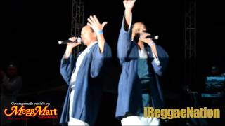 "Japanese Duo ""Ackee & Saltfish"" @ Rebel Salute 2014"