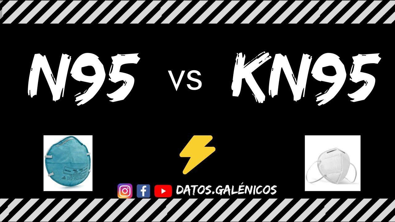 Download N95 vs KN95  ¿Cúal es la mejor opción?  [Fabricación, Etiqueta, Filtración, Ajuste, Recomendaciones]