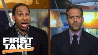 Download Stephen A. Smith fired up over Michael Jordan's superteam comments | First Take | ESPN Mp3 and Videos