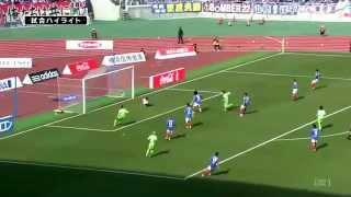 2013年3月2日 会場:日産スタジアム 横浜F・マリノス 4×2 湘南ベルマー...