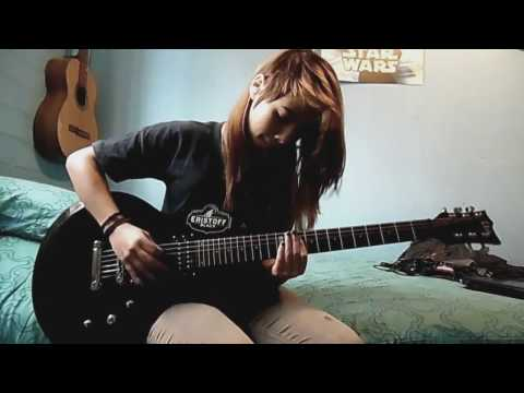 Paramore - Hard Times - Cover Guitar