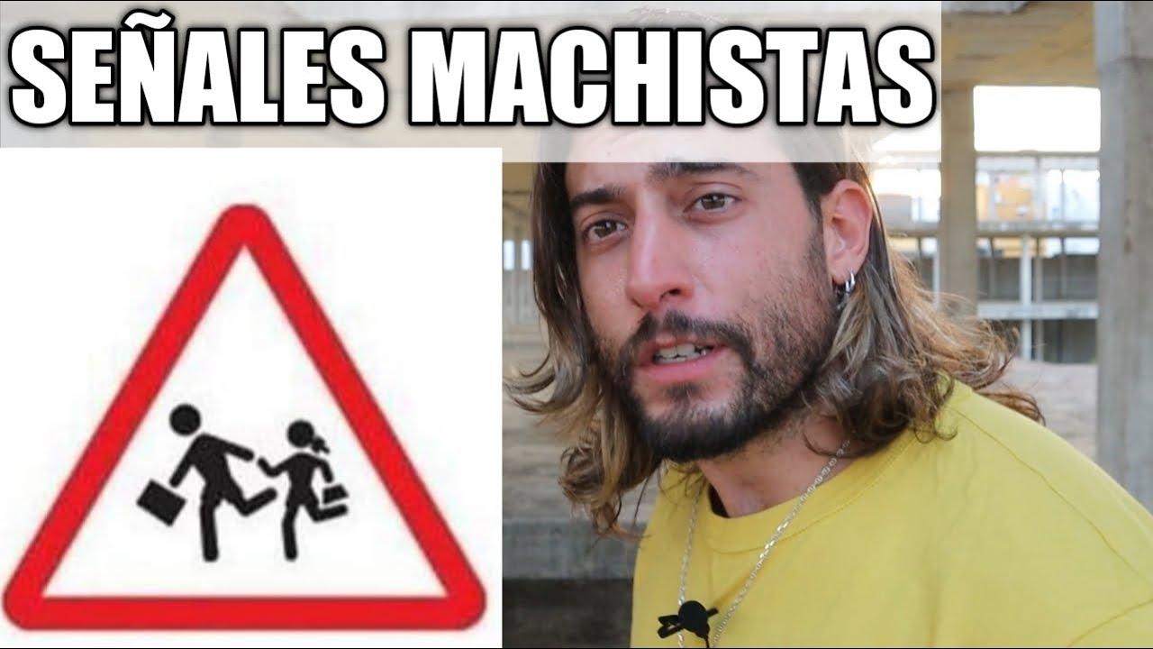 SEÑALES MACHISTAS ELIMINADAS POR EL MINISTERIO