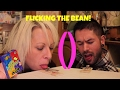 **Extreme Bean Flicking!!! (Risking your tongue flicking this BEAN!)**