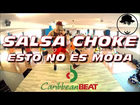 Salsa Choke - Esto No Es Moda - Cali Flow Latino ft Saer Jose