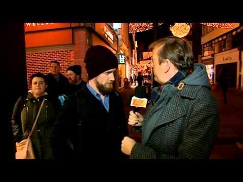 Alan On The Streets - Homeless Crisis | Ireland AM