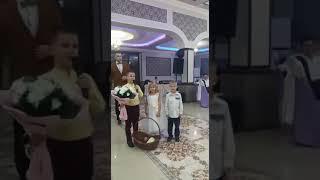 Красивое поздравление племянников на свадьбе !!!!