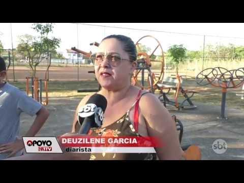 O Povo na TV: Moradores cobram manutenção do Parque Sussuapara