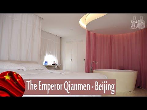 The Emperor Qianmen Hotel. Beijing. China 2017