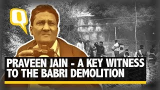 How a Key Witness in the Babri Demolition Documented Its Rehearsal | The Quint