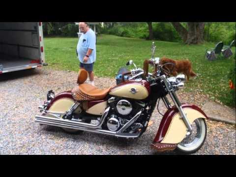 Popular Kawasaki Vulcan 1500 Drifter & Kawasaki motorcycles videos