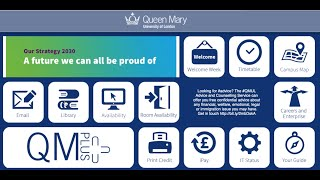 Technology for QMUL IFP students