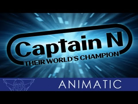 "PITCH ANIMATIC - ""Captain N: Their World's Champion"""