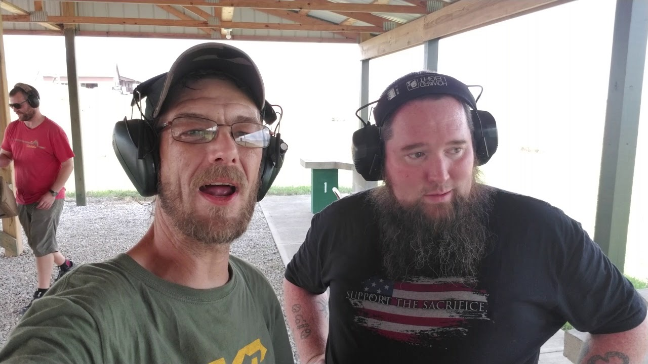 Interview with GORILLAS and GUNS that got the money shot at Thunder valley precision