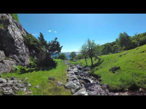 Slow TV - A relaxing stream in Norway 4K
