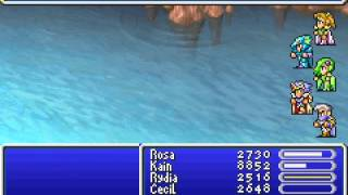 Game Boy Advance Longplay [108] Final Fantasy IV Advance (part 5 of 6)