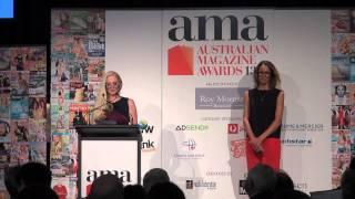 Video production Sydney - Highlights Reel - Australian Magazine Awards 2013