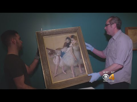 Iconic Works From Edgar Degas On Display At Denver Art Museum