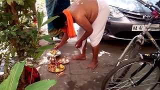 Ayudha Pooja Celebration Video on 13th Oct 2013