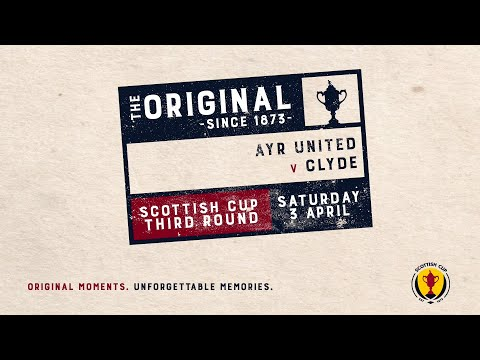 Ayr Utd Clyde Goals And Highlights