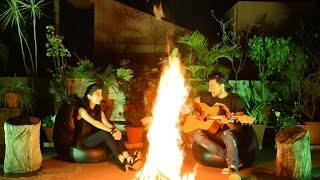Acoustic cover old songs by sakshi sharma (feat NIKHIL SONI)