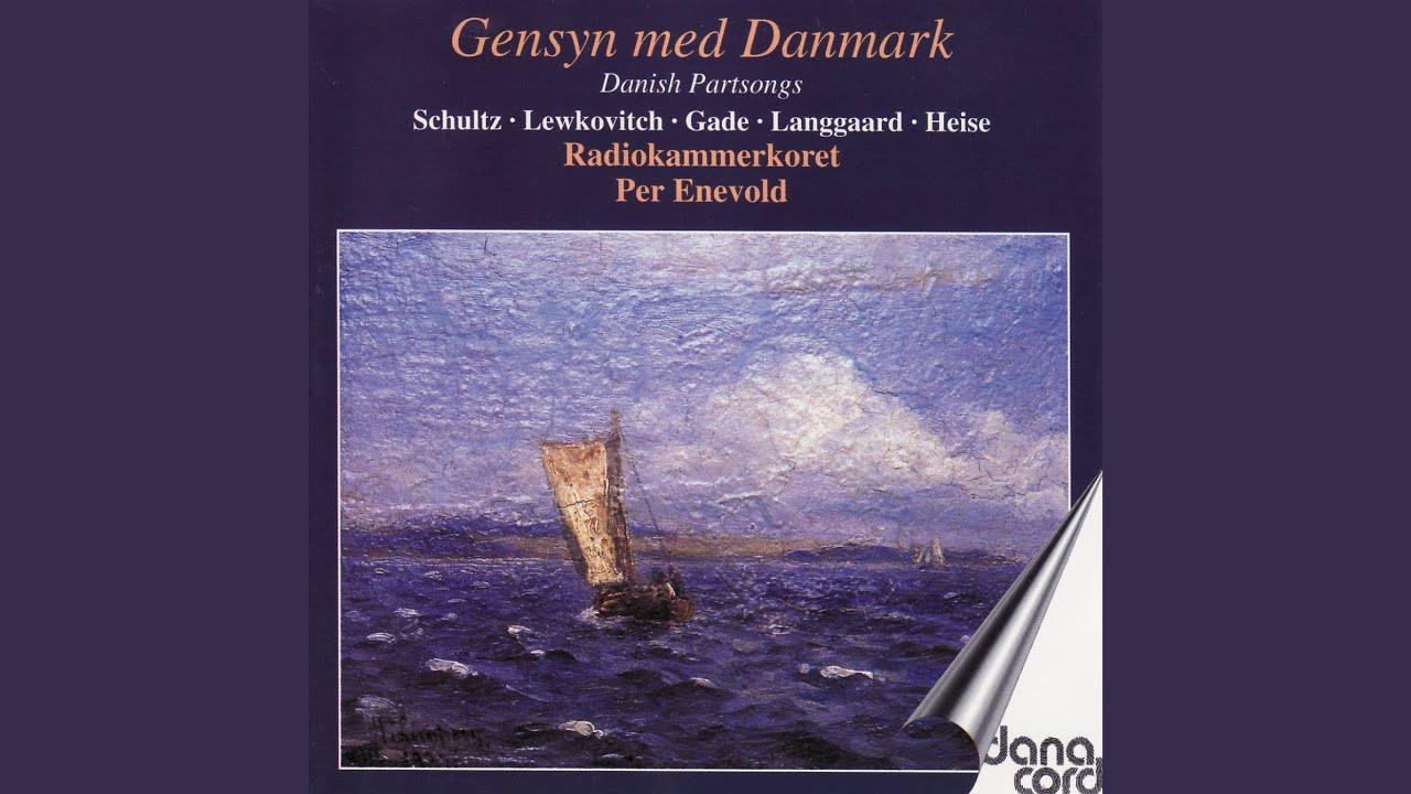 Gensyn med Danmark - 4 sange i dansk lyrisk stil: Gensyn med Danmark