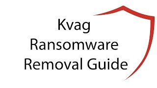 .Kvag File Virus Ransomware Removal Guide