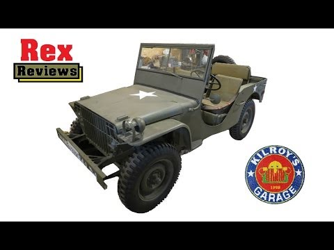 Military Jeep Parts >> Story Of Army Jeep Parts Keeping The Military Jeep Alive George