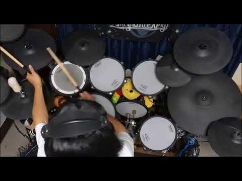 BABYMETAL- Road Of Resistance Drum Cover
