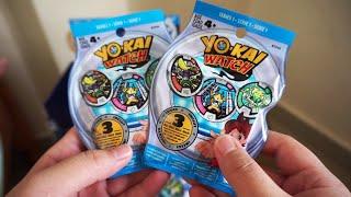 Yokai Watch Series 1 Medals QR Codes (2/2)