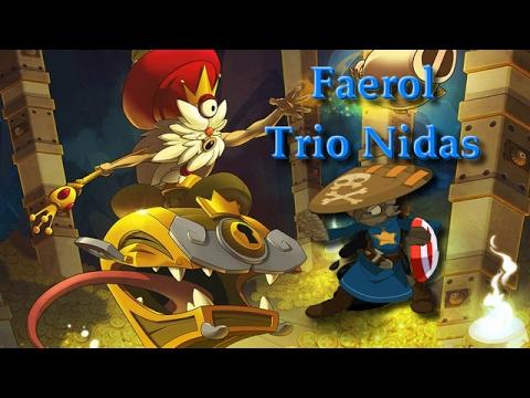 [Dofus] Trio Nidas Xélor/Osamodas/Enutrof - Faerol - Brumaire 2.39