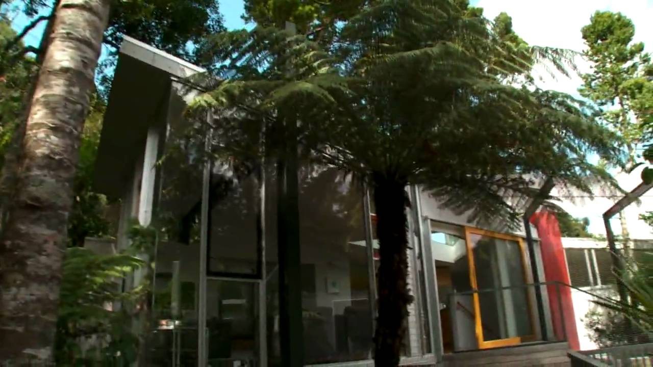 Pete Bossley Architects Nz Design And Architecture Youtube - Modern-okitu-house-by-pete-bossley