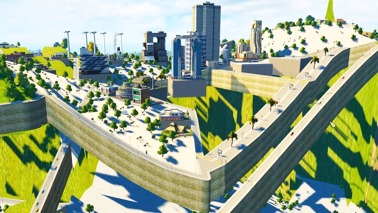 I Built a City that Shouldn't be Allowed to Exist - Cities XXL