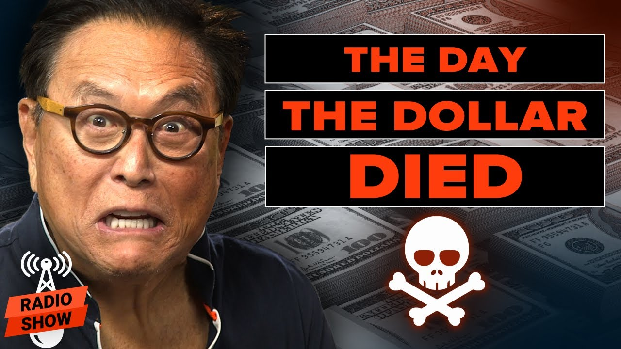 50th Anniversary of the Day Savers Became Losers - Robert Kiyosaki, Ken McElroy, and Tom Wheelwright