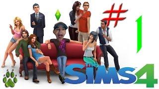 Los Sims 4 gameplay en español parte 1. La creacion de una leyenda