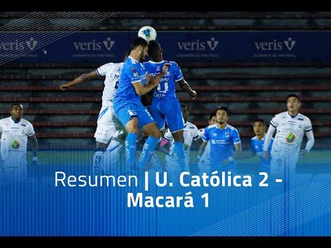 U. Catolica Macara Goals And Highlights