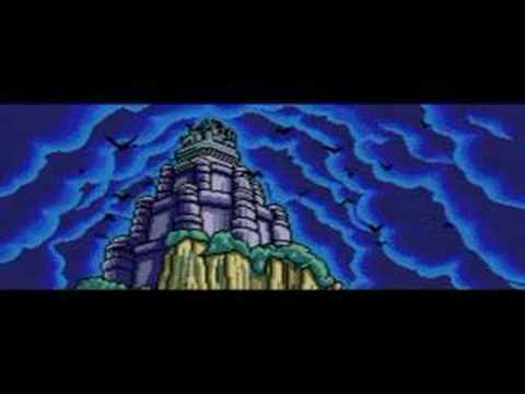 Lunar: The Silver Star (Sega CD), Opening