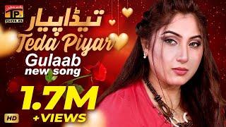 Teda Pyar (Official Video) | Gulaab | TP Gold