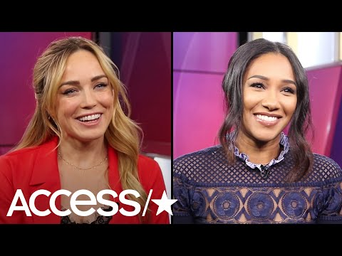 Caity Lotz & Candice Patton Reveal What Inspired SheThority