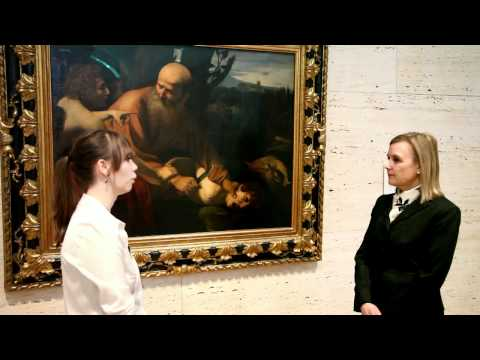 Kimbell-Caravaggio and His Followers in Rome-Nancy Edwards Interview-December 15, 2011-Episode 128