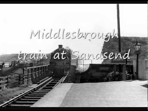 A RAILWAY JOURNEY FROM GUISBOROUGH TO WHITBY (TOWN)