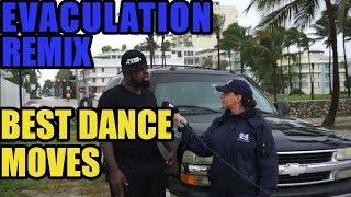 EVACULATION HURRICANE IRMA SONG - BEST DANCE MOVES NEW