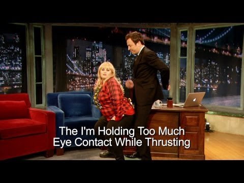 Improv Dance with Rebel Wilson Late Night with Jimmy Fallon