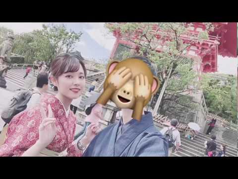 [ vlog ]カップルの京都旅🍁