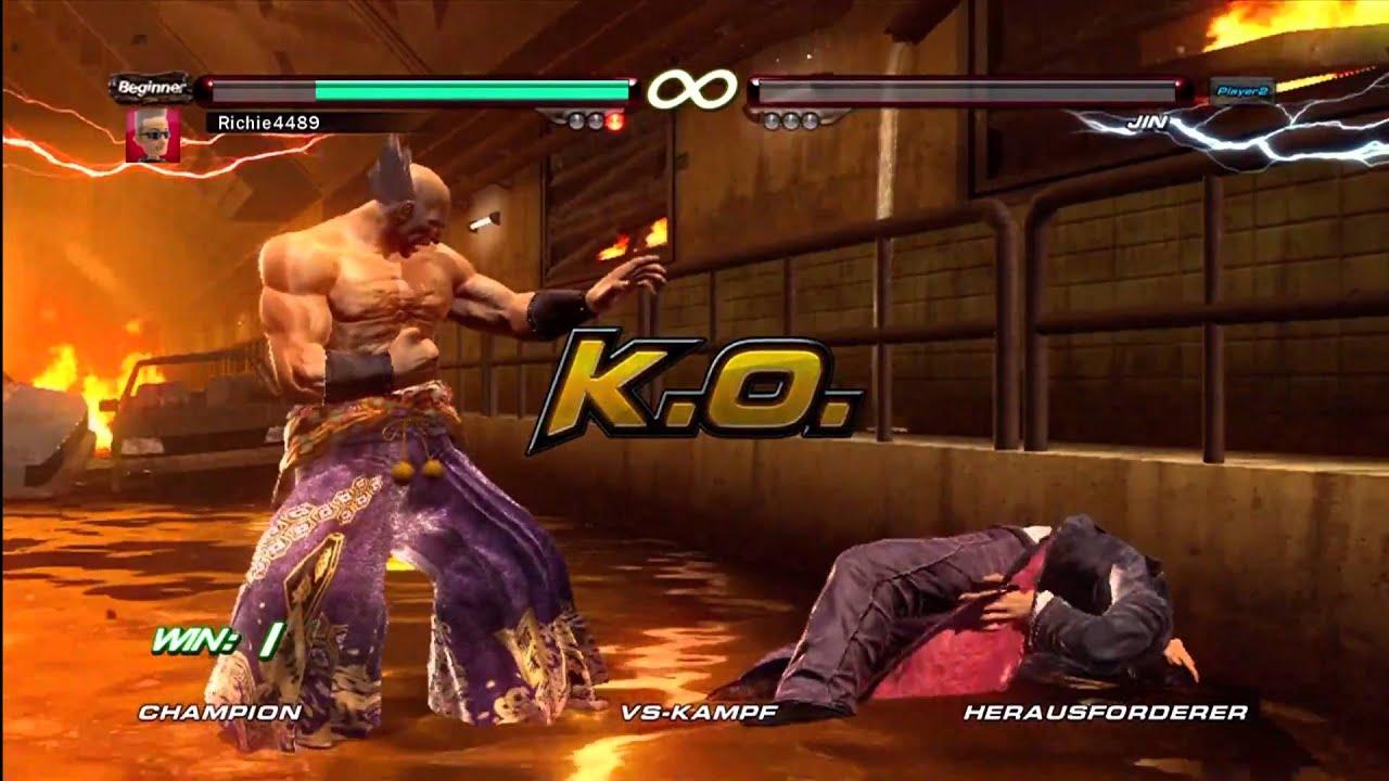 Games Action Tekken 3 - Downloadcom