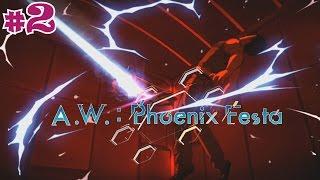 Asterisk War: Phoenix Festa - Walkthrough Part 2 | Saya Route [English, Full 1080p HD]