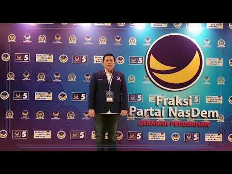 Donny Imam Priambodo Optimis NasDem Raih 3 Besar